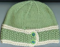 Button Band Hat