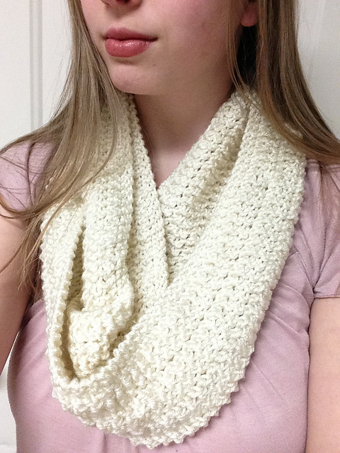 Knitting Patterns For Infinity Scarf. Sleigh Ride Hooded Scarf Free ...