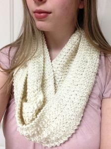 Michelle Infinity Scarf
