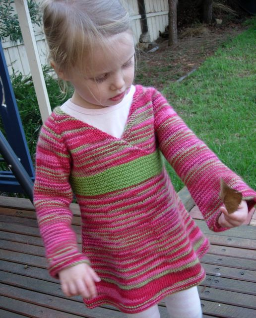 Knitting Patterns Galore - Oriental Lily