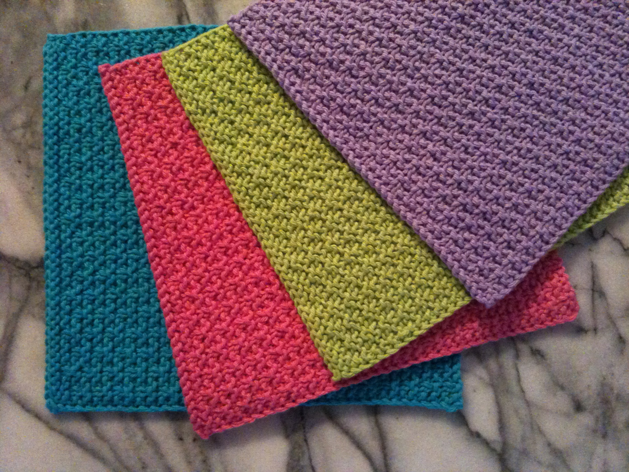 Reversible Knitting Stitch Patterns Free : Knitting Patterns Galore - Snakes and Ladders Washcloth