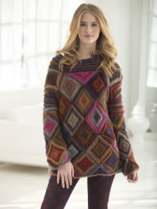 Jewel Box Pullover