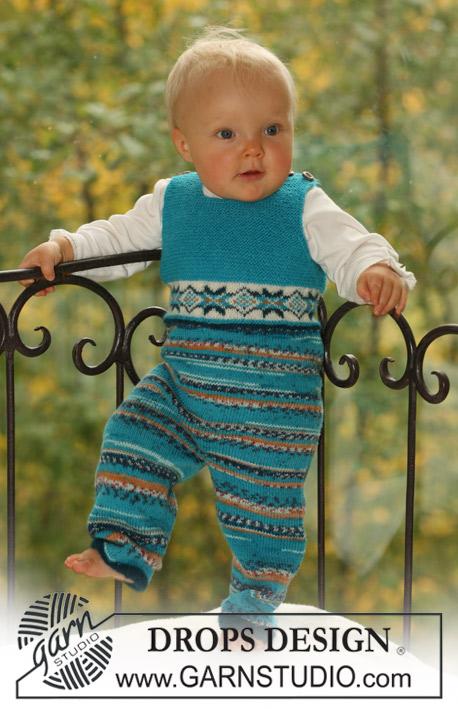 Knitting Patterns Galore Drops Jumpsuit