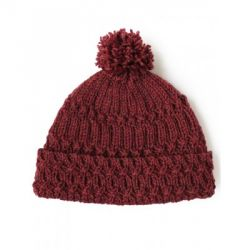 Lattice Twist Hat