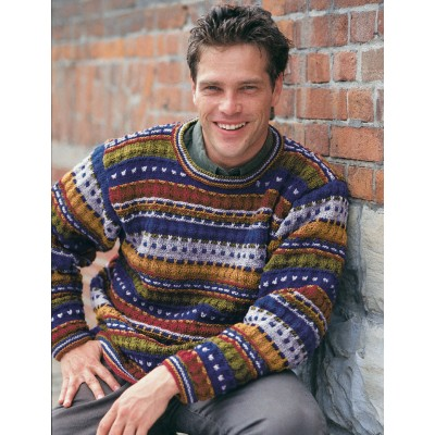 Knitting Patterns Galore Stripes And Checks