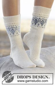 Nordic Summer Socks