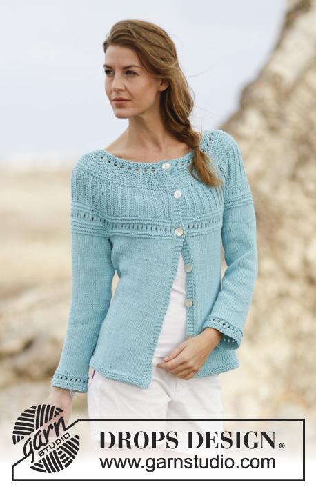 Knitting Patterns Galore Athena Cardigan