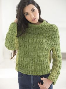Thick And Thin Pullover