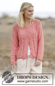 Sweet Peach Cardigan