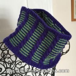 Cute Cables Cowl