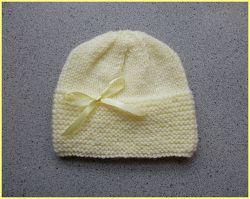 Knitting Patterns Galore Babbity Baby Hat