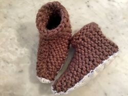 Quick and Easy Slippers