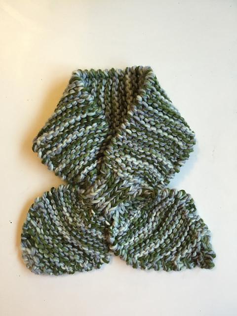 Knitting Patterns Galore Aspen Ascot