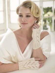 Wedding Belle Lace Gloves