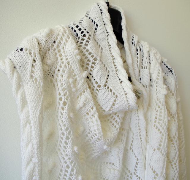 Knitting Patterns Galore Summer Shawl