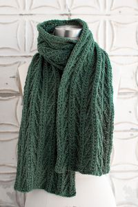 Three Ponds Scarf