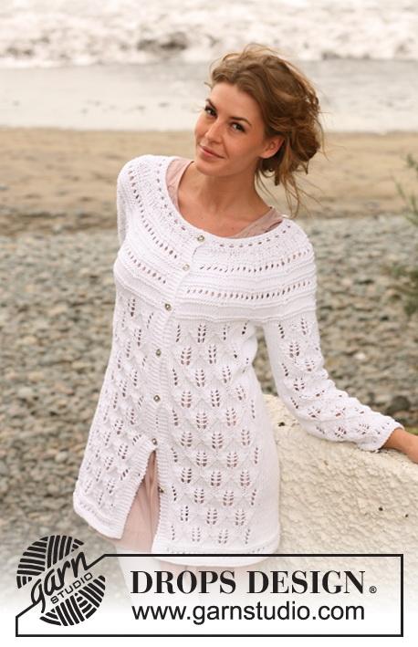 Knitting Patterns Galore Drops Jacket