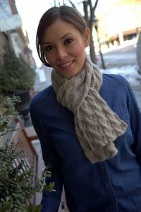 Nickel and Dime Scarf