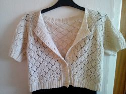 Knitting Patterns Galore - Summer Jacket