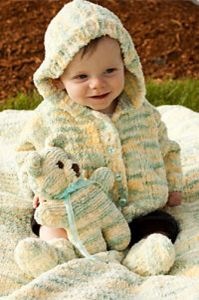 Winter Warmer Baby Set