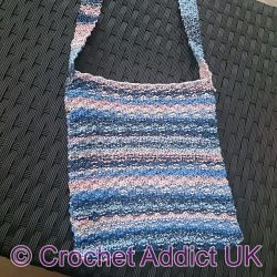 Ocean Waves Summer Bag