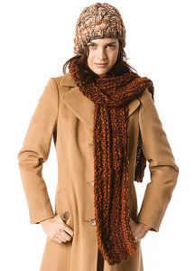 Finoccio Scarf and Hat