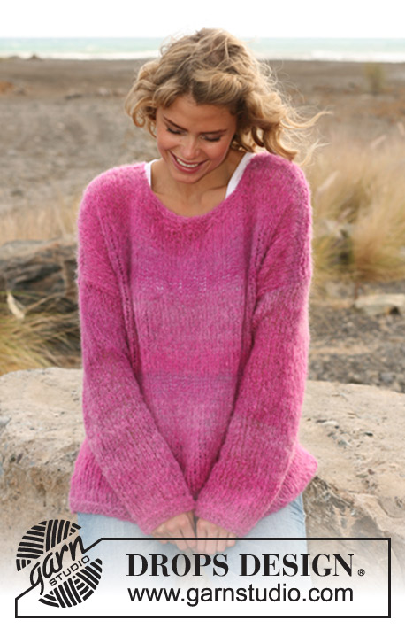 Knitting Patterns Galore - DROPS 127-33