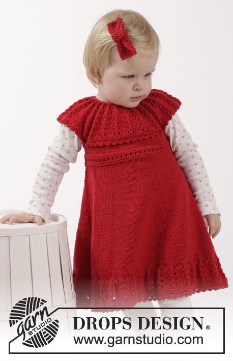 Knitting Patterns Galore - Little Hedda