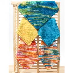 Easy Dishcloth